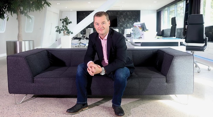 UKFast CEO Lawrence Jones MBE