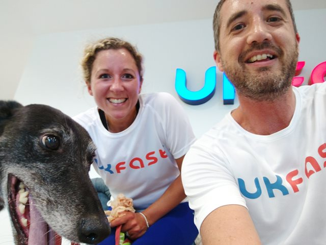 Bring Your Dog To Work Day UKFast