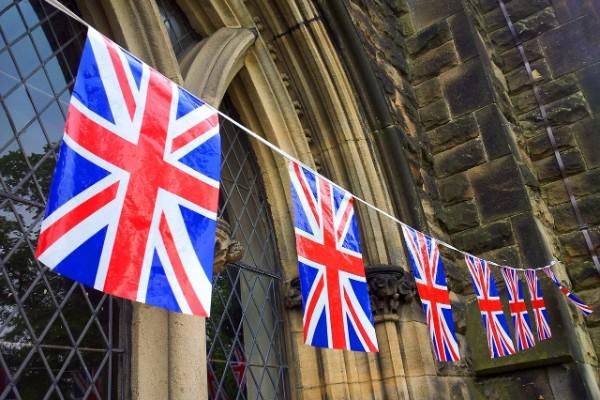 UK bunting