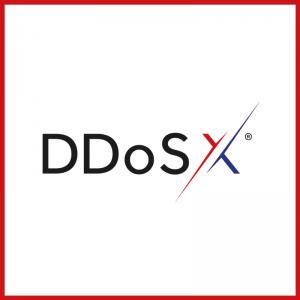 DDoSX® logo
