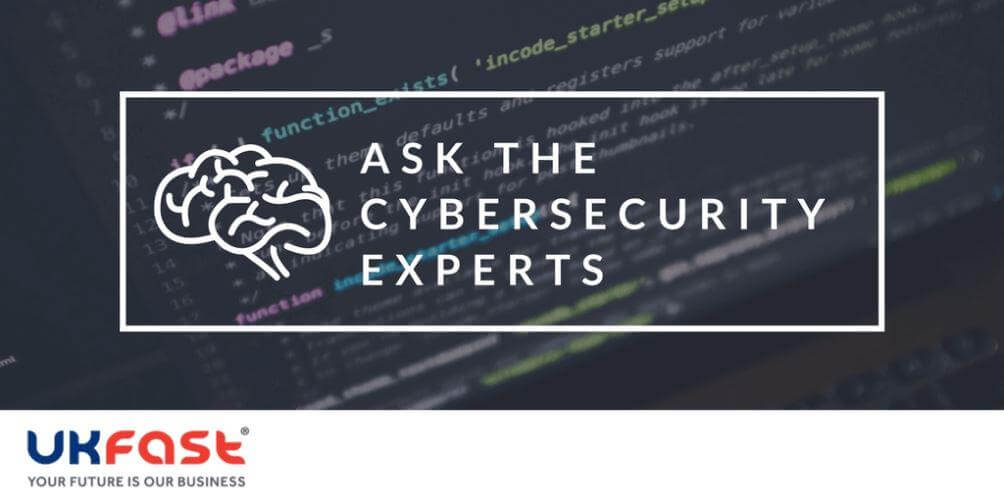 Ask The Cybersecurity Experts