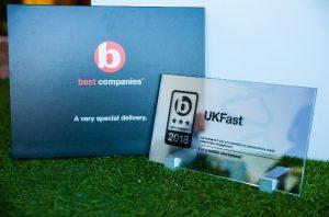 3 Best Companies Award