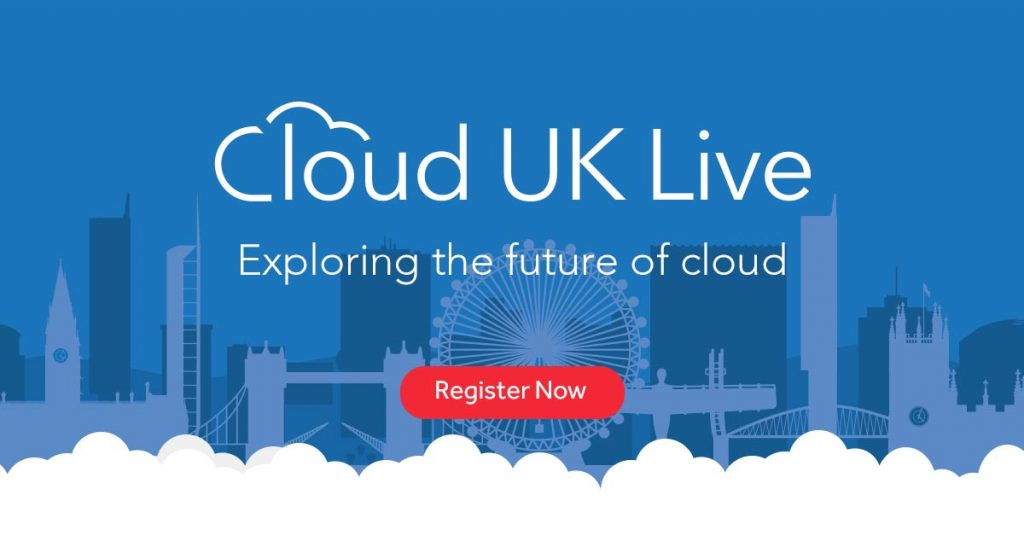 Cloud Uk Live Blog Banner