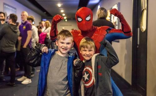 Avengers Cinema Screening