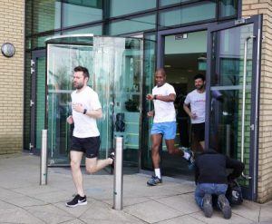 Runners Filmed By The Bbc 2 450x371
