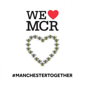 Manchester - We stand together