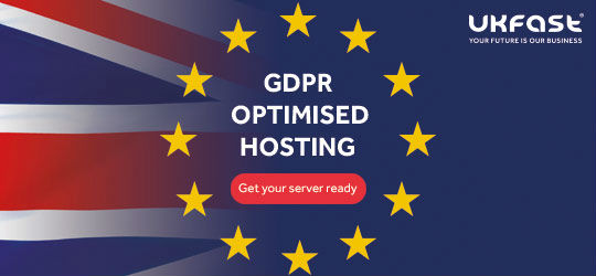 GDPR-optimised hosting