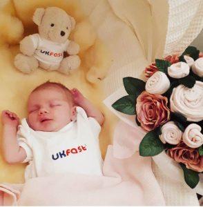 UKFast baby
