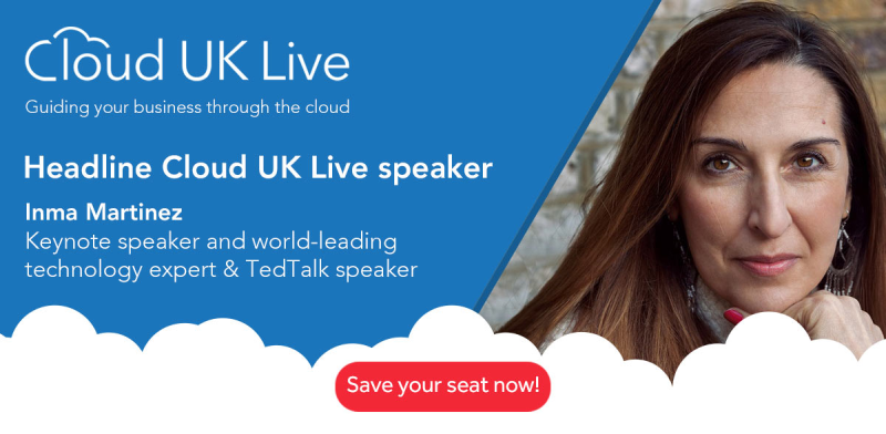 Inma Martniez Cloud Uk Live