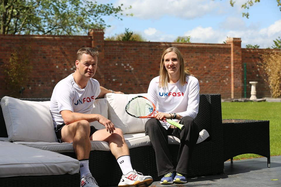 Lj And Laura Massaro