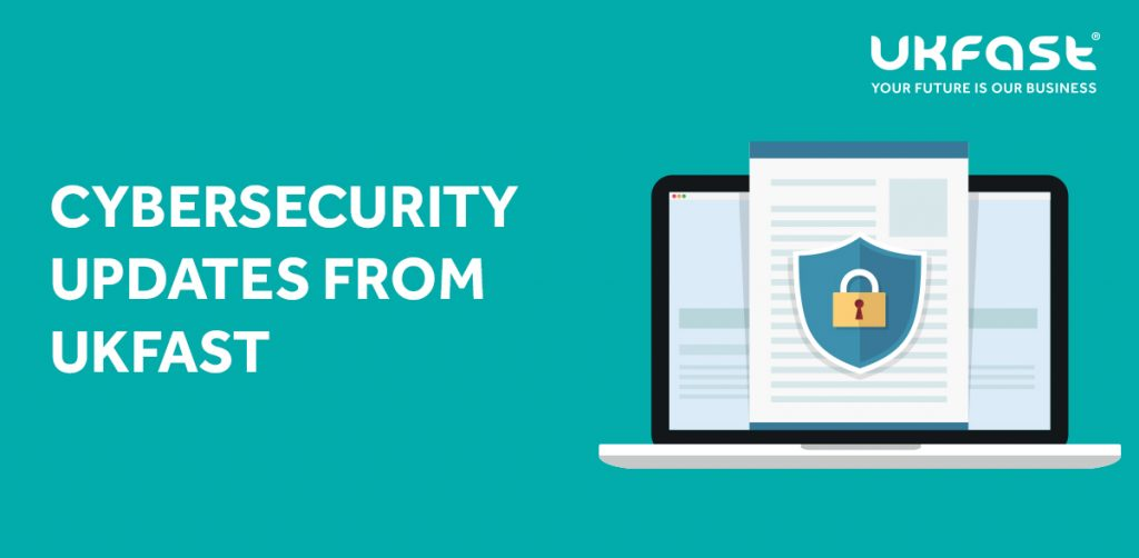 Cybersecurity Updates Banner