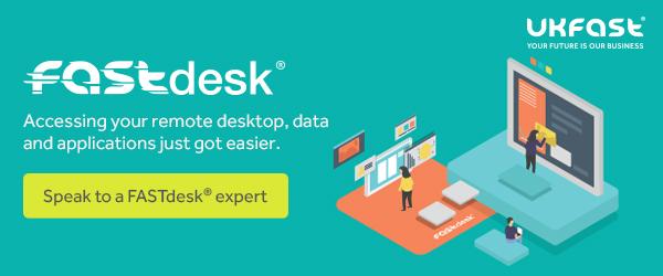 Fastdesk Email Banner
