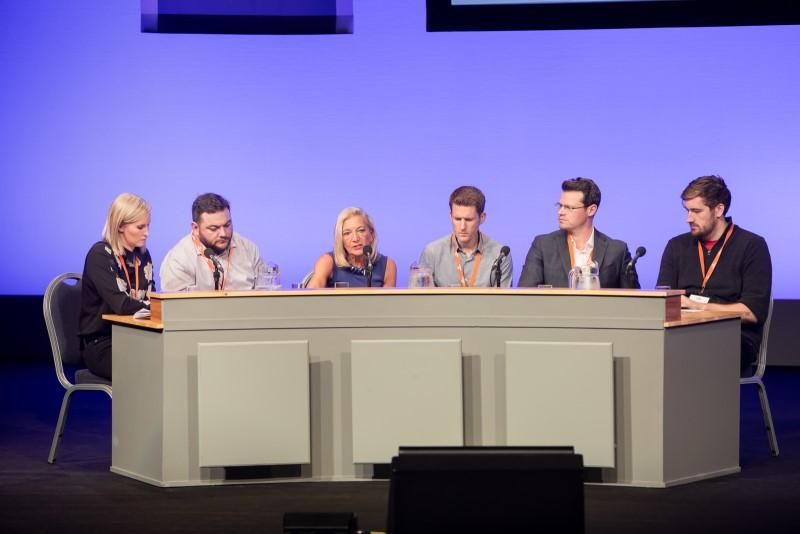 Business Angels Association panel