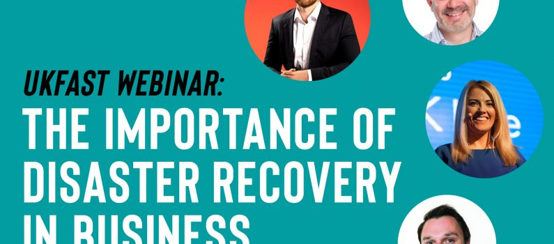 disaster recovery webinar